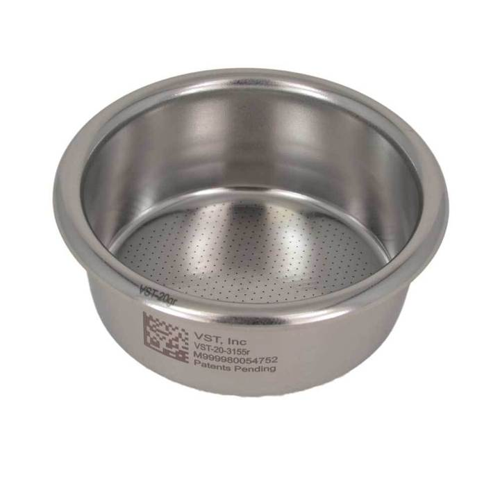 VST 20g Ridgeless Filter Basket