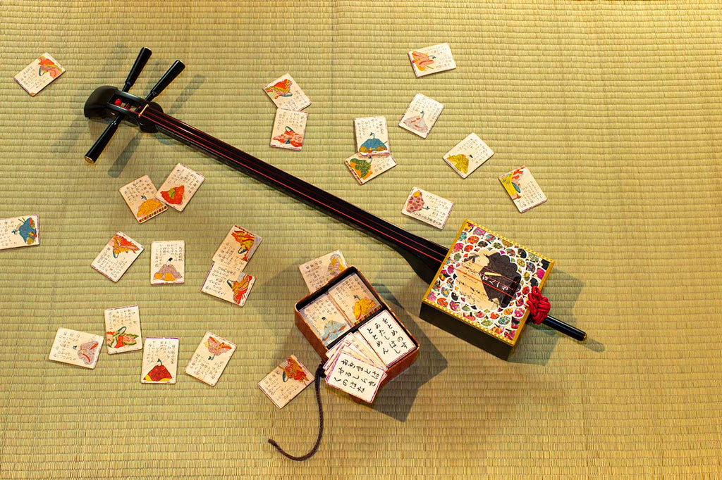 The Charms of Shamisen