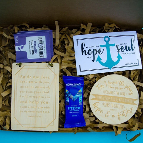 Let's have a Cuppa gift box - Birch and Tides