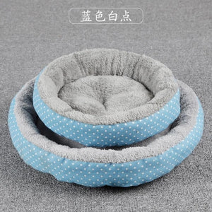 1pcs New Pet Cat Dog Nest Bed Puppy  Bed Mat Pad