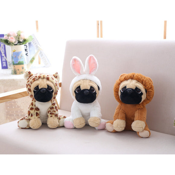 20CM Stuffed Simulation Dogs Plush