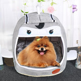 Airplane creative kennel Pet House F