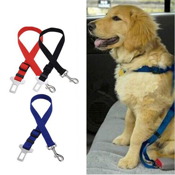 Practical Dog Cat Pet Car Safety Seat Belt