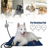 Chair Heater Mat Heating Pad Pet Bed Body