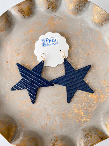 Stars spangled banner - Dangle Earrings