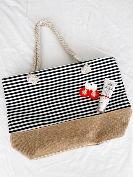 Take me to the Coast- beach bag