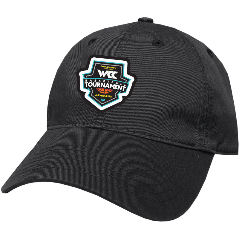 West Coast Conference Basketball Tournament Hat