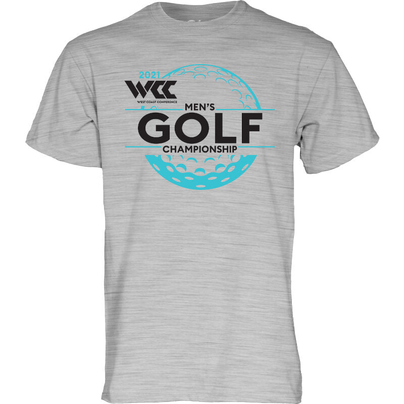 West Coast Conference Men's Golf Championships Short Sleeve T-Shirt