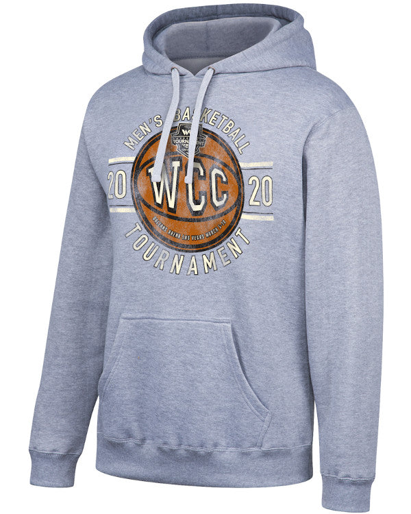 West Coast Conference 2020 Men's Basketball Tournament Hoodie