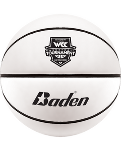 West Coast Conference Men's Basketball Tournament Full Size Basketball