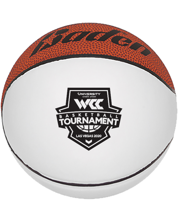 West Coast Conference Men's Basketball Tournament Mini All Schools Ball