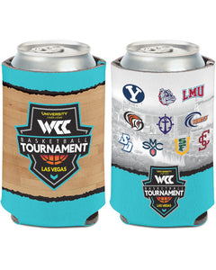 West Coast Conference 2020 Men's Basketball Tournament Can Cooler