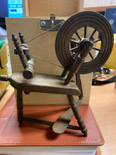 Load image into Gallery viewer, Vintage miniature wooden working loom in box - Retro Treasure Leeds