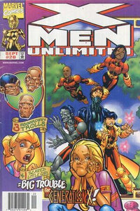 Marvel Comic - X-Men Unlimited - #20 - Retro Treasure Leeds