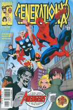 Load image into Gallery viewer, Marvel Comic - Generation X - #59 - Retro Treasure Leeds