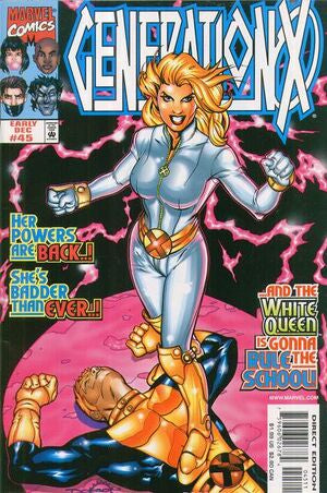 Marvel Comic - Generation X - #45 - Retro Treasure Leeds