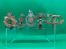 Load image into Gallery viewer, British Army Cap Badges (Lot one) - Retro Treasure Leeds