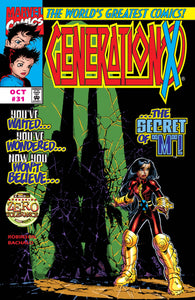 Marvel Comic - Generation X - #31 - Retro Treasure Leeds