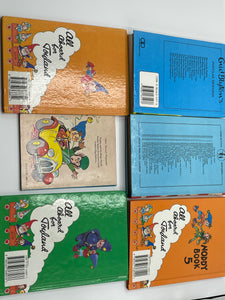 Collection of Six Enid Blyton Books - Retro Treasure Leeds