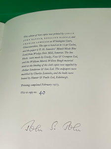 To the War with Waugh First Edition signed by John St John and John Randle - Retro Treasure Leeds