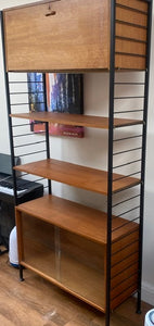 Vintage free-standing Ladderax Unit - Retro Treasure Leeds