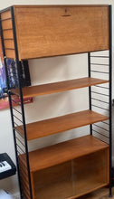 Load image into Gallery viewer, Vintage free-standing Ladderax Unit - Retro Treasure Leeds