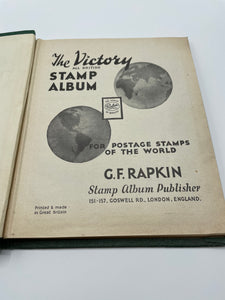 The Victory Stamp Album G.F Rapkin