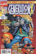 Load image into Gallery viewer, Marvel Comic - Generation X - #33 - Retro Treasure Leeds