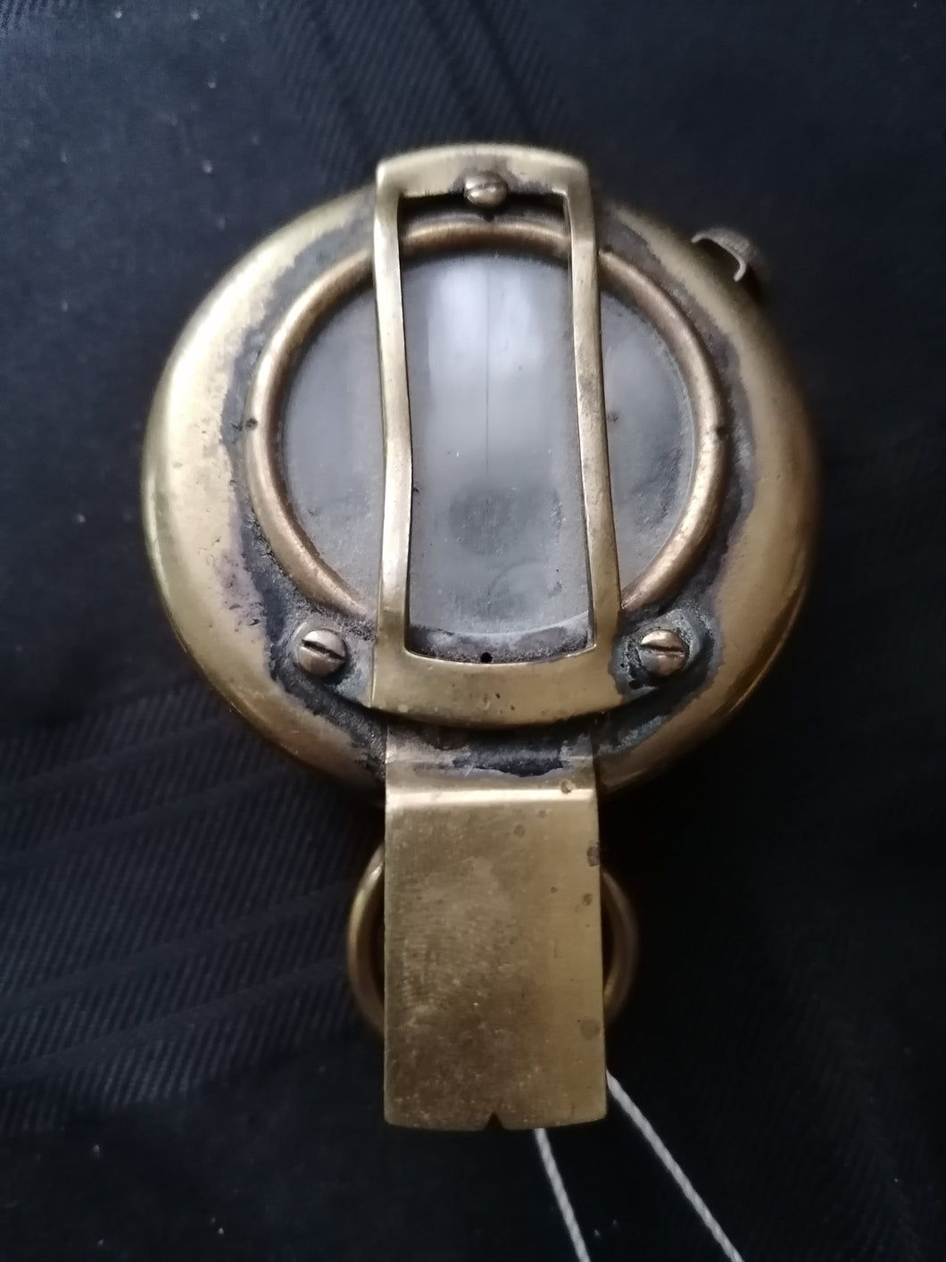 World War 2 MKIII Brass Marching Compass - Retro Treasure Leeds