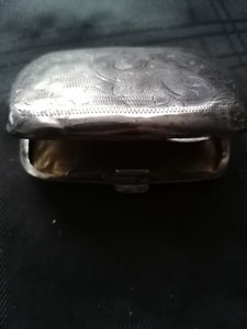 Solid Silver Purse - Retro Treasure Leeds