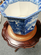 Load image into Gallery viewer, Cauldon Chariot Cache Pot octagonal c1930 - Retro Treasure Leeds