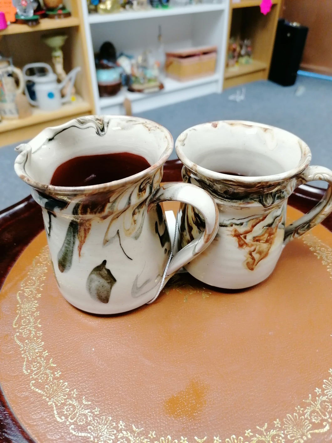 Martin Pottinger Somerset Studio Marbled Set - Retro Treasure Leeds