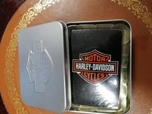 Load image into Gallery viewer, Harley Davidson Playing Cards - Retro Treasure Leeds