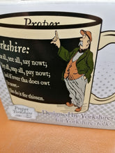 Load image into Gallery viewer, Proper Yorkshire Mug - Retro Treasure Leeds