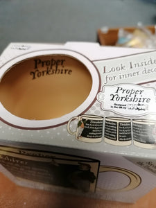 Proper Yorkshire Mug - Retro Treasure Leeds