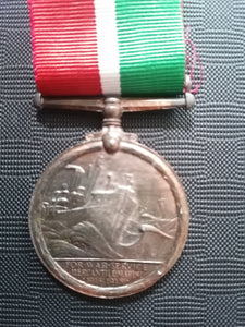 Mercantile Marine Medal 1914-1918 - Retro Treasure Leeds