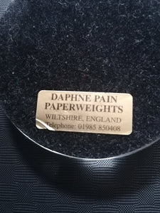 Daphne Pain Paperweight - Retro Treasure Leeds