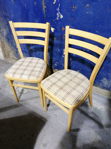 Pair of Dining Chairs - Retro Treasure Leeds