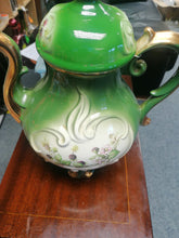 Load image into Gallery viewer, Staffordshire Iron Stone Teapot - Retro Treasure Leeds