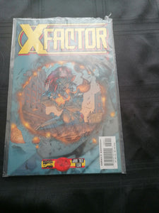 Marvel Comic = X Fator - #130 - Retro Treasure Leeds