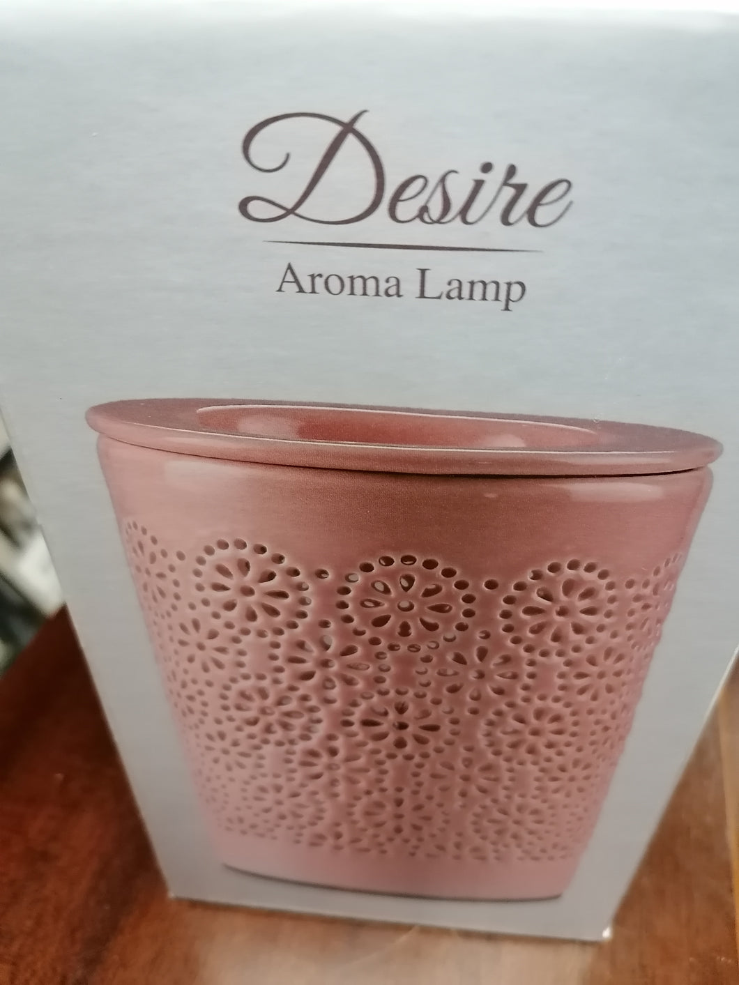 Desire Electric Aroma Lamp - Retro Treasure Leeds