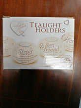Load image into Gallery viewer, Tea Light Holder Mum - Retro Treasure Leeds
