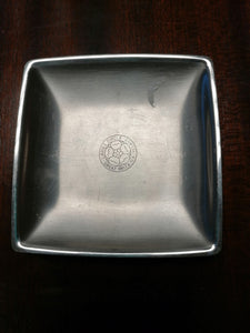 Ladies Circle Steel Ashtray - Retro Treasure Leeds