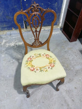 Load image into Gallery viewer, Dressing Table Chair - Retro Treasure Leeds