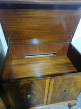 Load image into Gallery viewer, Solid Wood Entertainment Unit - Retro Treasure Leeds