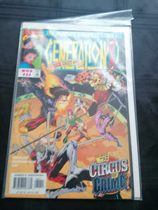Marvel Comic - Generation X - #32 - Retro Treasure Leeds