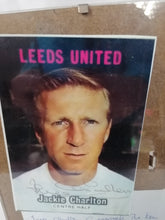 Load image into Gallery viewer, Original Jackie Charlton Signed Authentic Photo - Retro Treasure Leeds