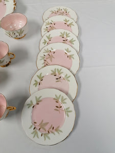 Royal Albert 'Braemar' 20 piece Afternoon Tea Set - Retro Treasure Leeds