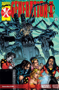 Marvel Comic - Generation X - #64 - Retro Treasure Leeds