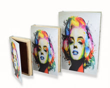 Load image into Gallery viewer, Marilyn Book Box Set Of 3 - Retro Treasure Leeds